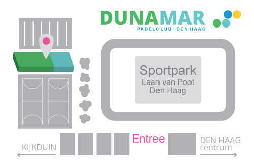 Padelclub Dunamar Den Haag