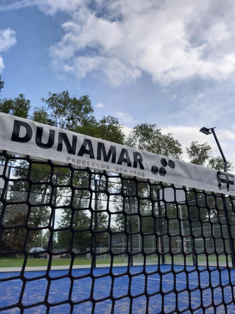 padelcompetitie bij Padelclub DunaMar