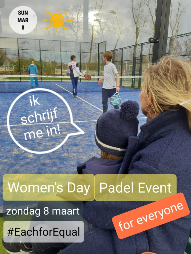 Women's Day Padel Event @ DunaMar Den Haag