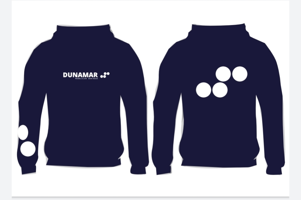 Padelclub DunaMar hoodie padel